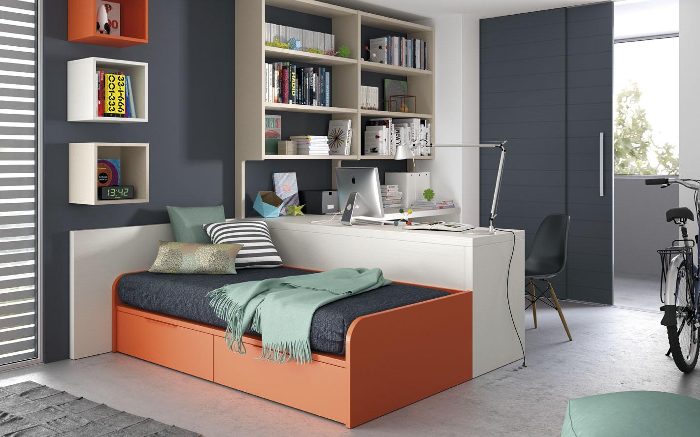 Dormitorios Juveniles # Muebles Para Cuartos