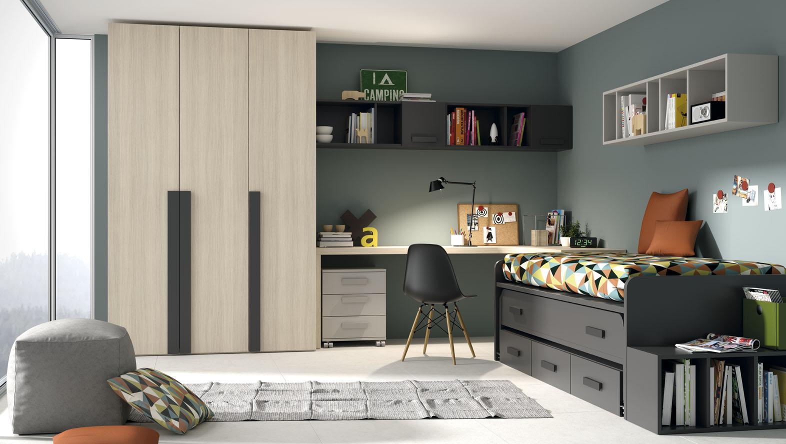 Dormitorios Juveniles ~ Dormitorios Infantiles A Medida